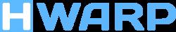 HWarp logo
